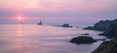 liquid pink - brittany france