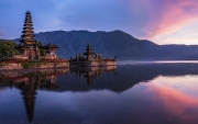 temple dawn