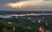 land of a 1000 pagodas
