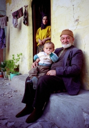 three generations, turkey