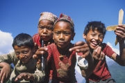 wild boys, nepal
