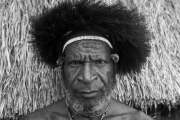 dani elder, west papua