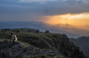 his kingdom - simien mountains