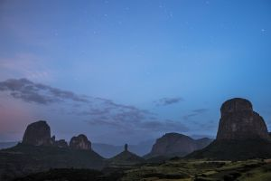 celestial stones - simien mountains