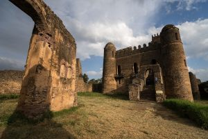 perspectives - gondar castle