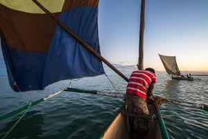 fishing 1 - setting sail