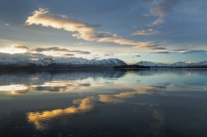 tekapo reflection